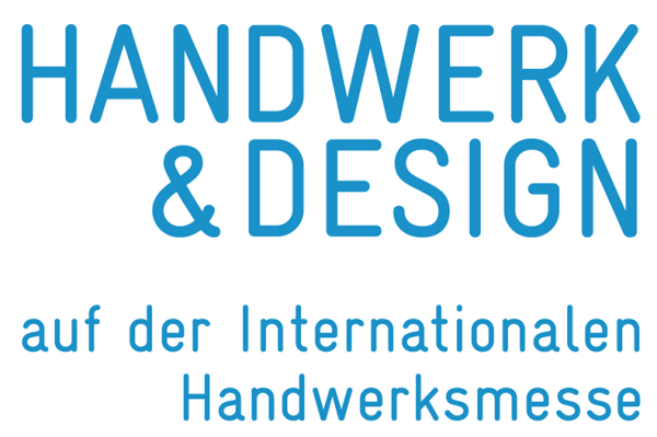 Logo Handwerk und Design - internationale Handwerksmesse - quadrosdesign - Fahrradtasche